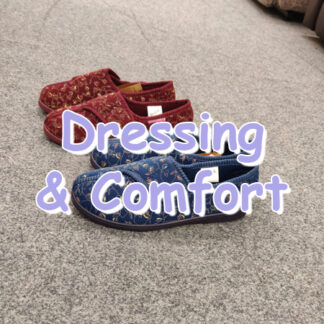 Dressing and Comfort