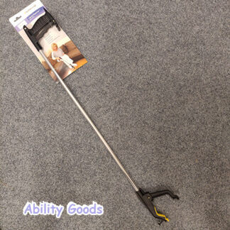 a reacher grabber is perfect for collecting fallen items